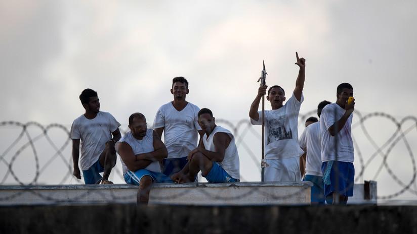 Hacinamiento y violencia extrema entre bandas: el infierno de las cárceles en Brasil