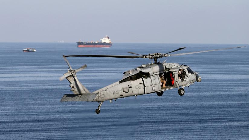 Alemania no participará en la iniciativa estadounidense para patrullar el estrecho de Ormuz