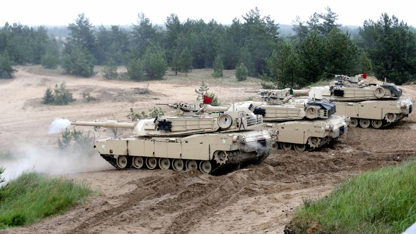 El Pentágono prepara una expansión de su capacidad de despliegue de tropas por toda Europa