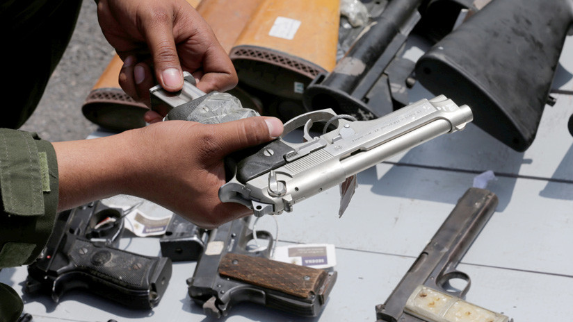 Cómo el tráfico ilegal de armas desde EE.UU. alimenta el metabolismo de la violencia en México