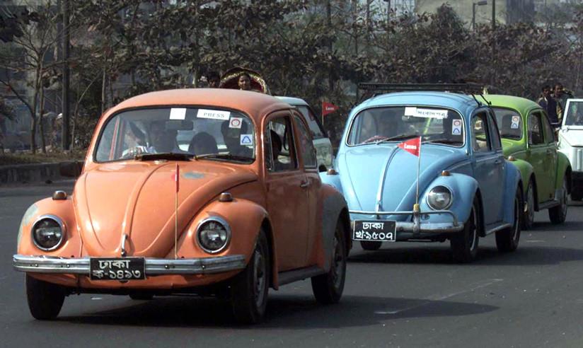 Despiden al último Beetle Volkswagen en México