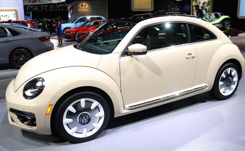 Volkswagen México deja de fabricar su emblemático