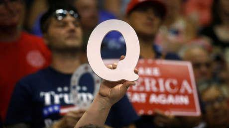 QAnon: por qué crece la teoría de la conspiración sobre Trump 'el justiciero' pese a que su creador guarda silencio