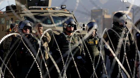 Imagen ilustrativa. Agentes de la CBP de EE.UU.
