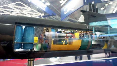 Rusia desclasifica un proyecto de submarino anaeróbico