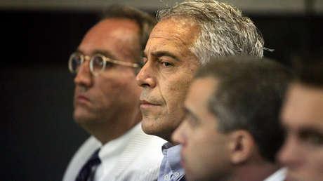 Jeffrey Epstein en corte de Florida (EE.UU.). 30 de julio de 2018.