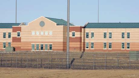 Prisión de máxima seguridad ADX Florence, estado de Colorado, EE.UU.