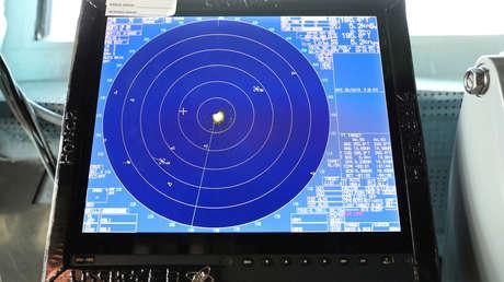 Radar de la torre de monitoreo del destructor USS Boxer / Imagen ilustrativa