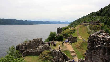El lago Loch Ness, en Escocia, Reino Unido, el 26 de junio de 2018.