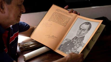 "Descendiente del Libertador Simón Bolívar: ""Ahora Venezuela se enfrenta a otro imperio"""