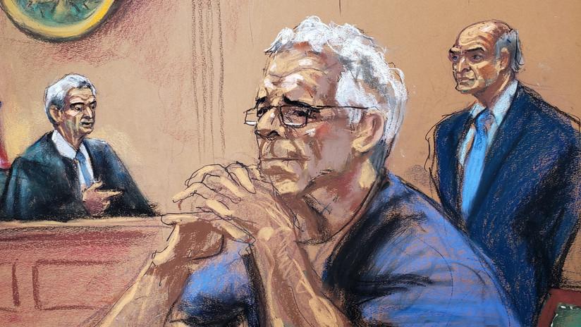 Afirman que el multimillonario Epstein, acusado de trafico sexual de menores, quería sembrar la humanidad con su ADN