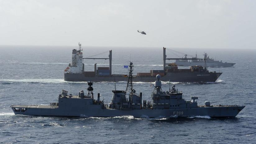 El embajador de EE.UU. en Alemania condena la renuencia de Berlín a participar en la misión naval en Ormuz