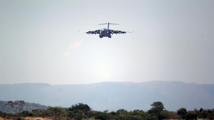 Venezuela denuncia otra incursión en su espacio aéreo por un avión estadounidense