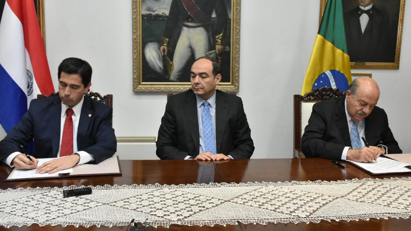 Brasil y Paraguay anulan acuerdo hidroeléctrico que causó crisis a presidente Abdo Benítez