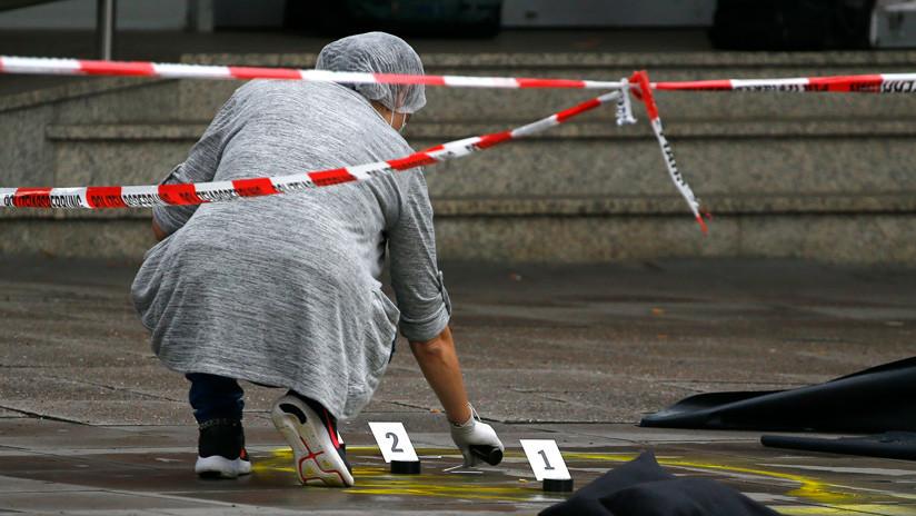 Asesinan con una catana a un hombre en Alemania a plena luz del día
