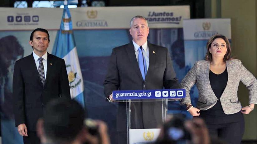 """Guatemala confirma la presencia de agentes de EE.UU. para la entrada en vigor de la """"fase operativa"""" del acuerdo migratorio"""