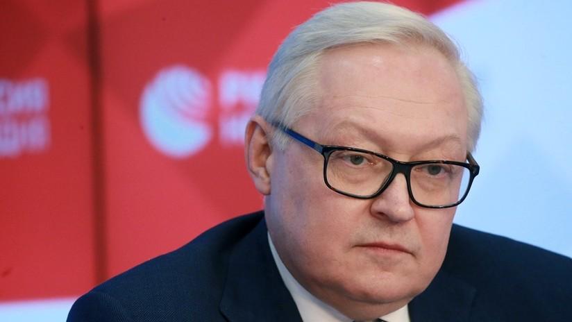 """Moscú: """"Con respecto al Tratado INF, no permitiremos que nadie nos hable con el lenguaje de la fuerza"""""""