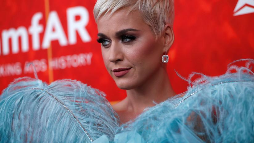 Obligan a Katy Perry a pagar 2.78 millones de dólares al rapero cristiano a quien plagió la canción para su 'Dark Horse'