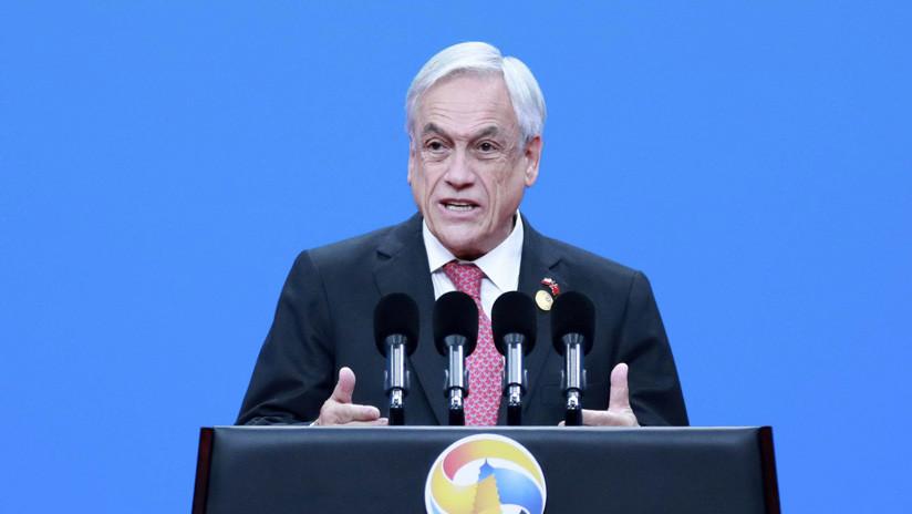 """""""¡Pongan fin a esta guerra dañina!"""": Piñera denuncia que la pugna comercial entre EE.UU. y China afecta a Chile"""