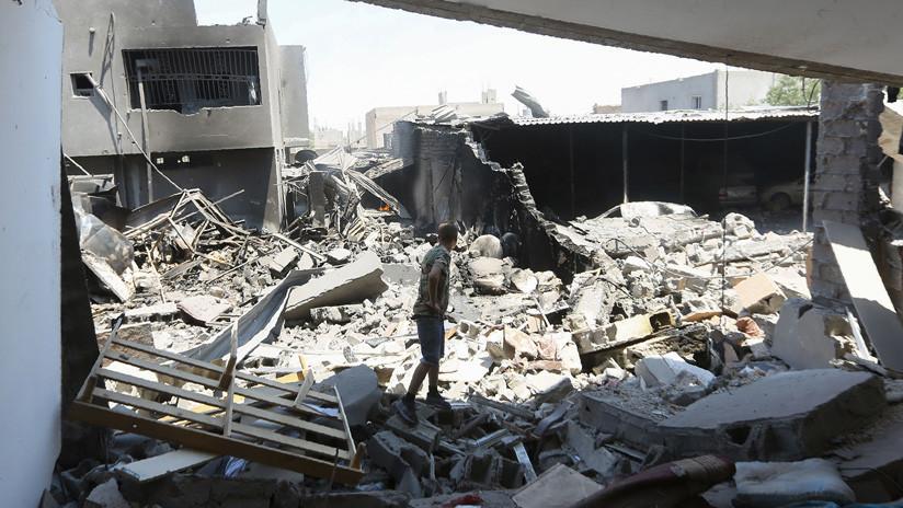 Una guerra azuzada por las rotativas: el olvido del fracaso en Libia