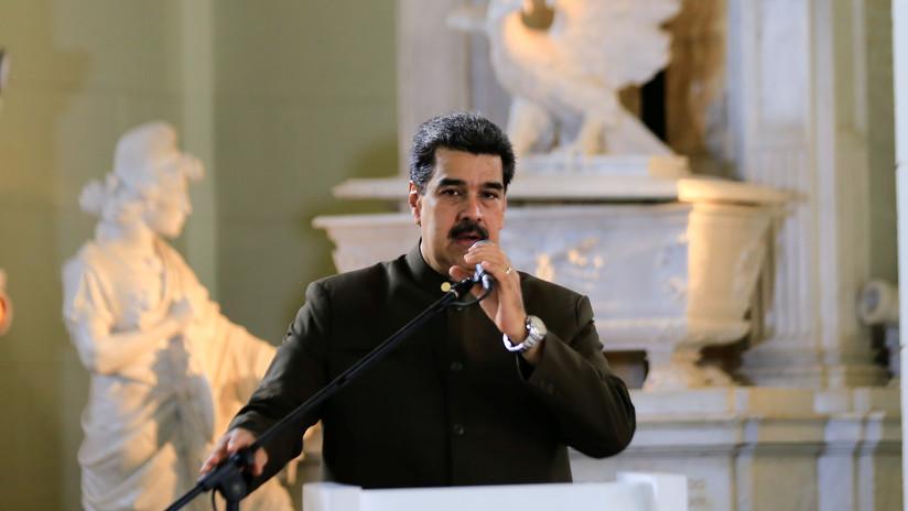 """Maduro responde a Trump: """"Estamos preparados para una batalla si pretenden una cuarentena contra Venezuela"""""""
