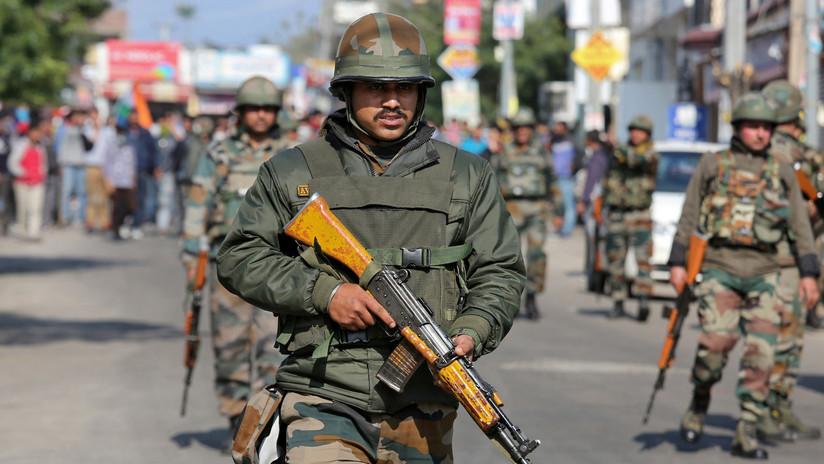 Aumentan las tensiones entre India y Pakistán por presuntos conflictos armados en la región disputada de Cachemira
