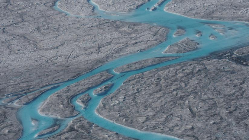 Groenlandia pierde 11.000 millones de toneladas de hielo en un solo día