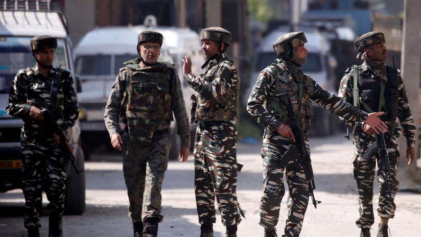 India dice haber frustrado un intento de infiltración del Ejército pakistaní en medio de la creciente tensión entre ambos países