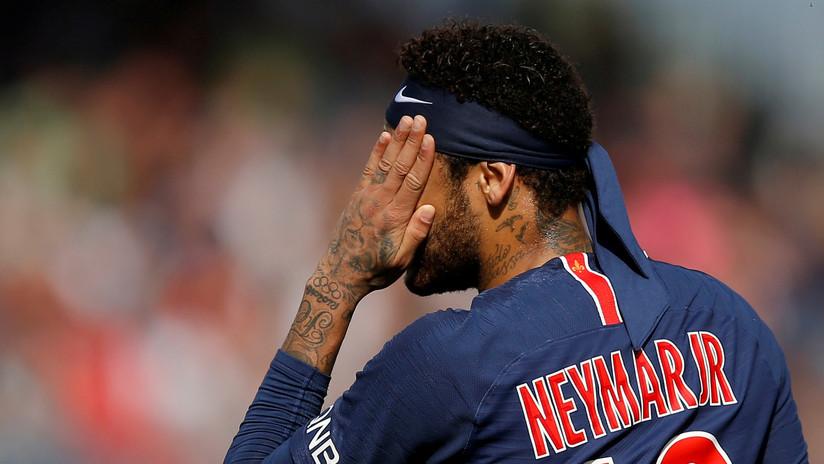 VIDEO: la reacción de Neymar al triunfo del PSG en la Supercopa que demuestra su inconformidad en el club