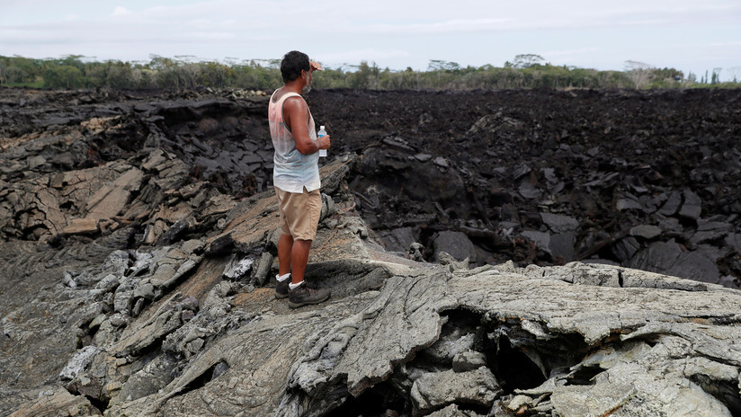 Encuentran agua dentro del volcán hawaiano Kilauea y ello podría desencadenar erupciones explosivas