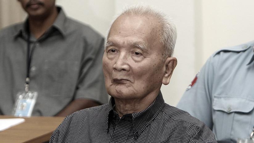 Muere a los 93 años Nuon Chea, líder número dos de los Jemeres Rojos de Camboya