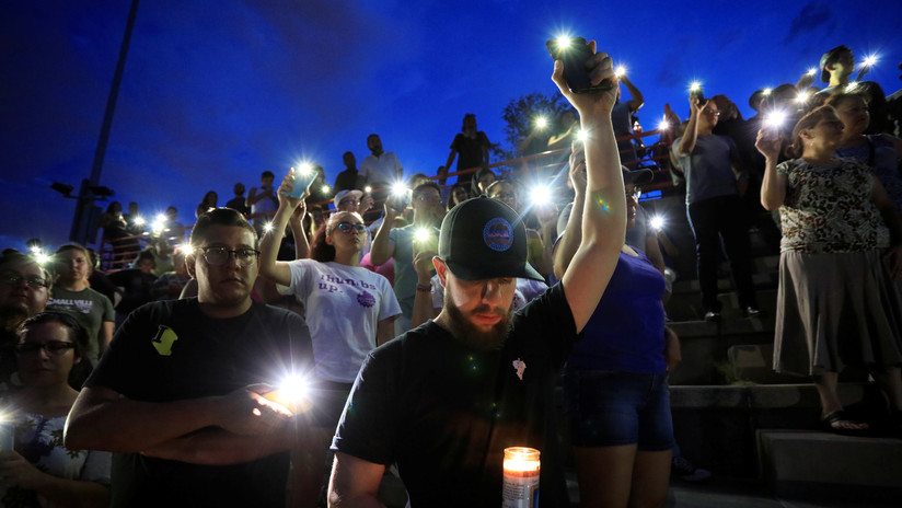 Los fiscales buscarán la pena de muerte para el sospechoso del tiroteo en Texas