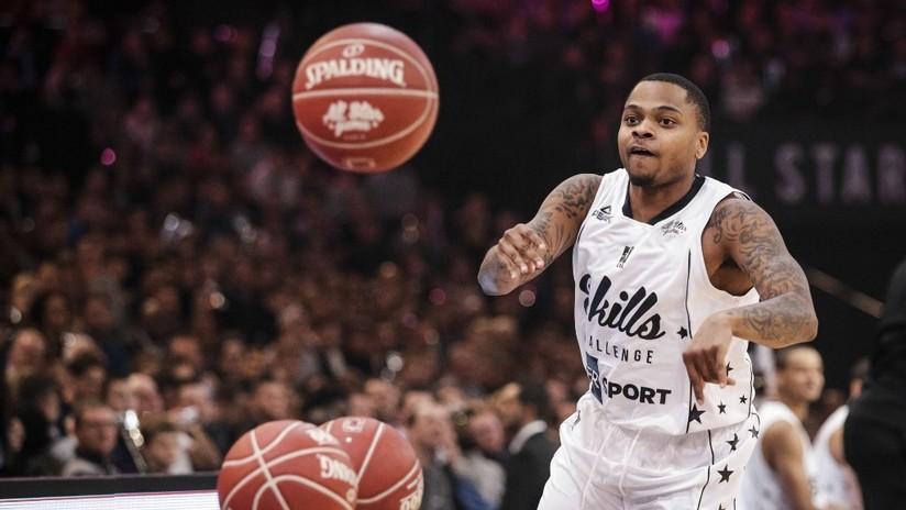 La prueba de antidopaje de un jugador de baloncesto revela que está 'embarazado'