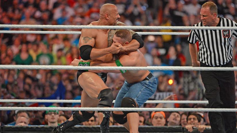 """Dwayne la 'Roca' Johnson confirma su """"silenciosa"""" retirada de la lucha libre"""