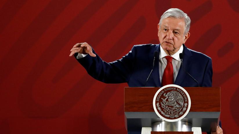 López Obrador insta a EE.UU. a actuar contra el uso indiscriminado de las armas