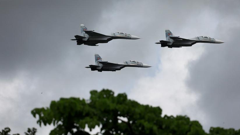 Venezuela neutraliza dos avionetas cargadas de droga procedentes de Colombia
