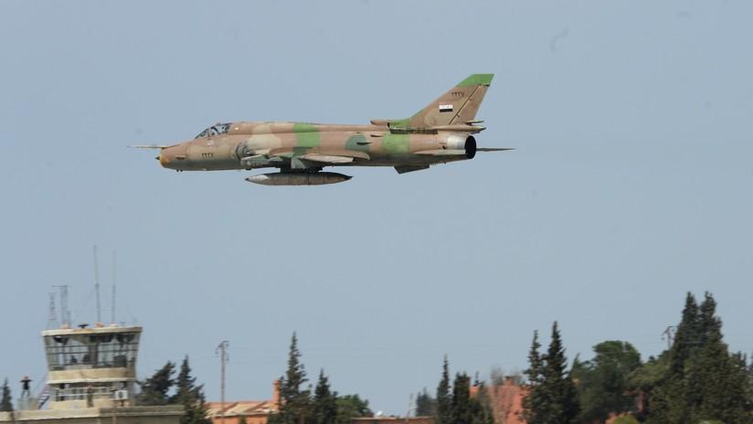 Terroristas atacan con proyectiles la base aérea de Jmeimim en Siria