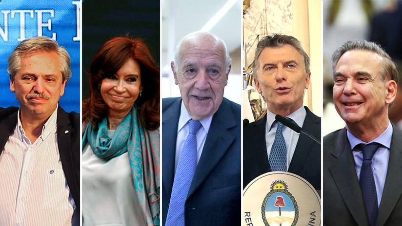 Cierran las campañas para las elecciones primarias en Argentina: ¿qué propone cada fuerza política?