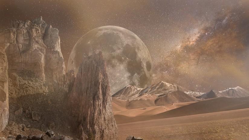 Un meteorito podría haber desatado un gigantesco tsunami en Marte hace 3.500 millones de años