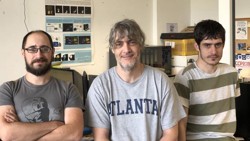 Científicos españoles desarrollan un método fotográfico que permite captar espacios ocultos