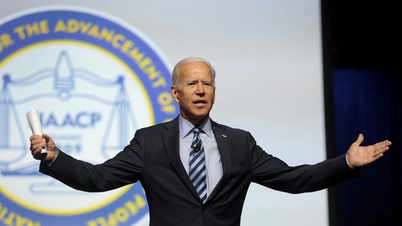 Desliz 'nivel Trump': Joe Biden también confunde el lugar de los tiroteos en EE.UU.