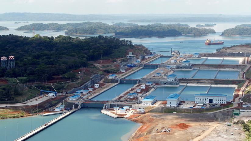 Venezuela denuncia retención de barco con 25.000 toneladas de soja en el Canal de Panamá por bloqueo de EE.UU.