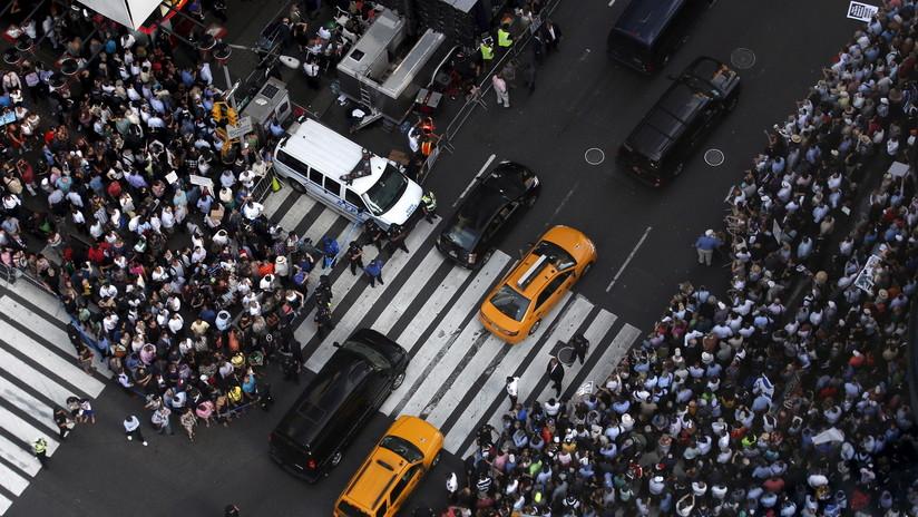 Psicosis generalizada: Varias falsas alarmas desatan el pánico en EE.UU. tras las últimas masacres