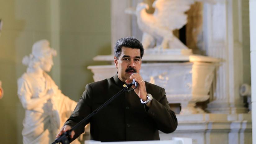 """Maduro responde al bloqueo de Trump: """"Nos hemos preparado para dar esta batalla por Venezuela"""""""