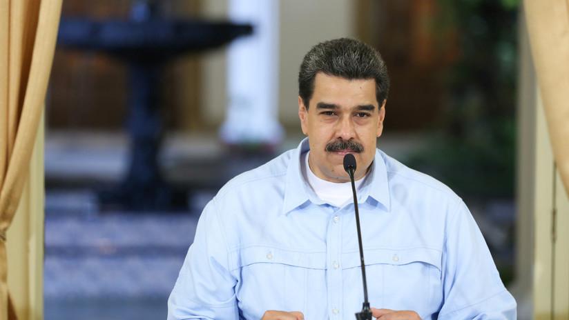 Maduro acusa a Trump de promover el supremacismo blanco tras las masacres en EE.UU.