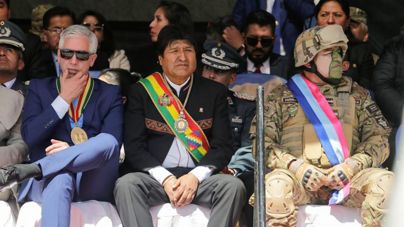 Evo Morales desea convertir la escuela militar antiimperialista en un Comando del Sur