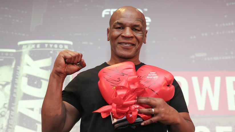 Mike Tyson confiesa que usó orina de sus hijos en controles de dopaje