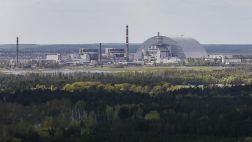 Sale al mercado el primer vodka 'atómico' con denominación de origen de Chernóbil