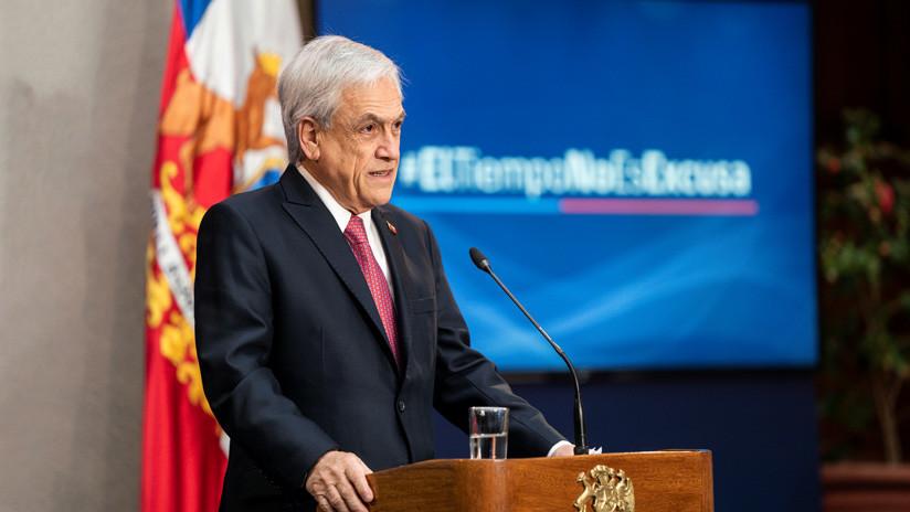 """Piñera sobre disputa entre EE.UU. y China: Las pugnas comerciales muchas veces """"terminan en otro tipo de guerras"""""""