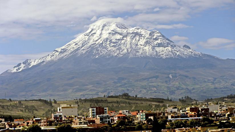 ¿Por qué el volcán Chimborazo es el punto más alejado del centro de la tierra, por encima del Everest?